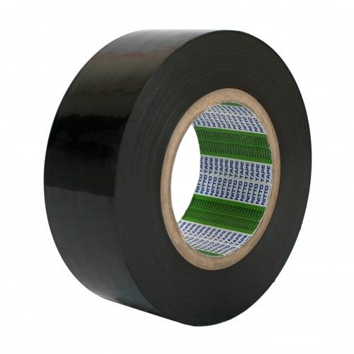 3103H Black Low Tack Protection Tape