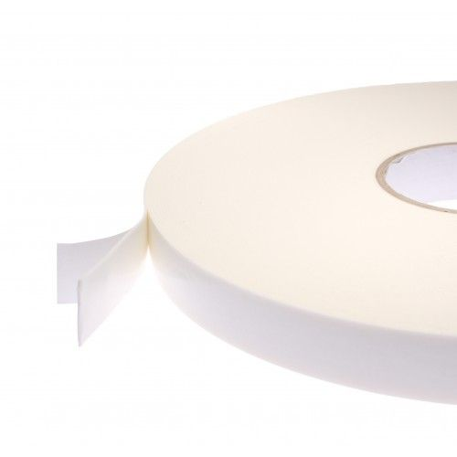 V1500 White Double Sided Foam Tape